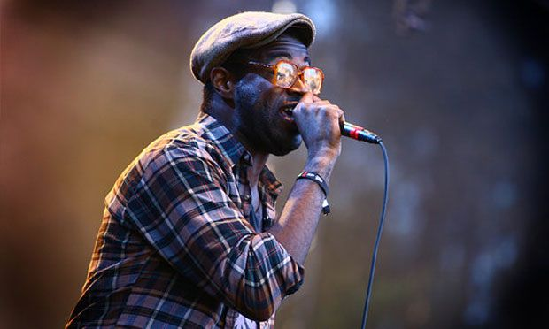Tunde Adebimpe Wallpapers