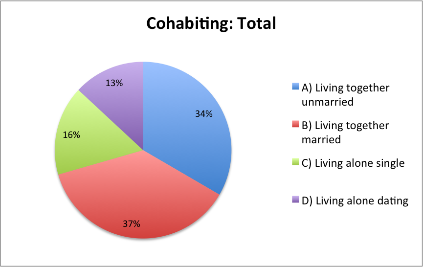 Should Cohabitation Before Marriage be Encouraged? Essay Sample