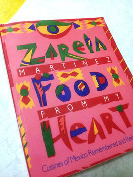 """Food From My Heart"" by Zarela Martinez (Photo by Von Diaz)"