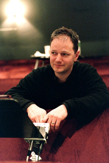 David Herskovits founded Target Margin Theater in 1991.