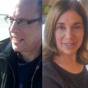 Teri Cohen and Ken Kutner