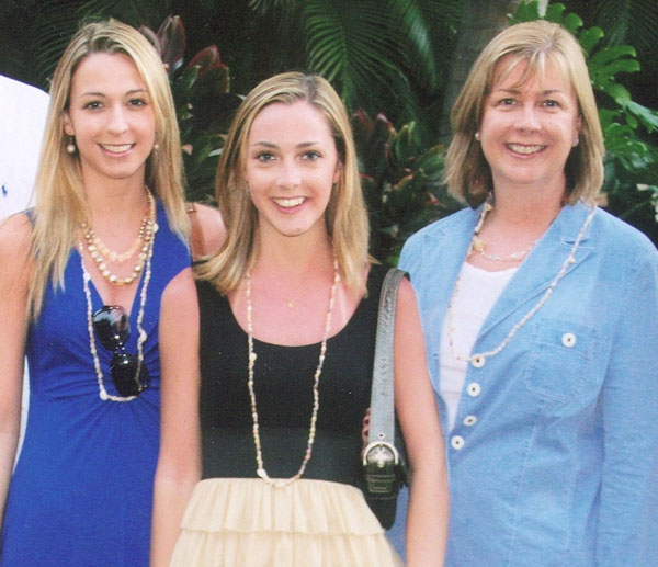 Tricia, Katie and Cathy Wik