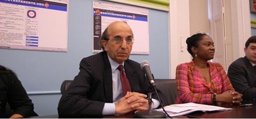 Schools Chancellor Joel Klein