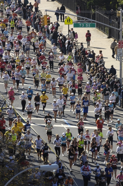 ING New York City Marathon 2007