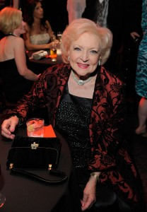 Betty White (Photo by Jemal Countess/Getty Images for Time Inc.)